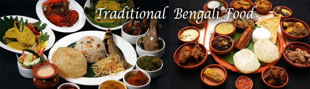 Traditional Bengali Meal
