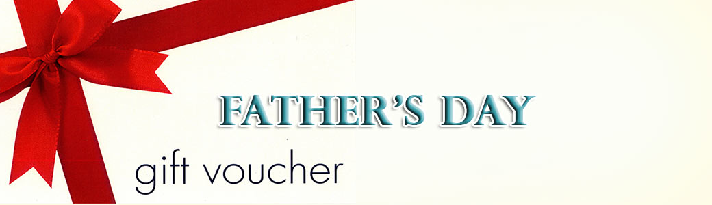 Gift Vouchers for Dad